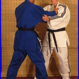 White HvyWgt Judogi 900 - 1000gm