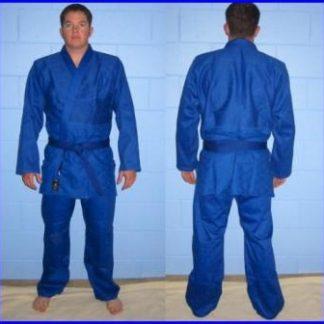 Blue Midweight Judogi 650gm