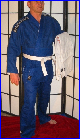 Competition Reverse Judogi 900gm