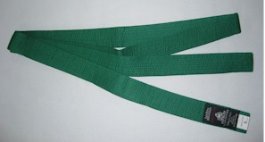 Belt Green 2.5m x 40mm
