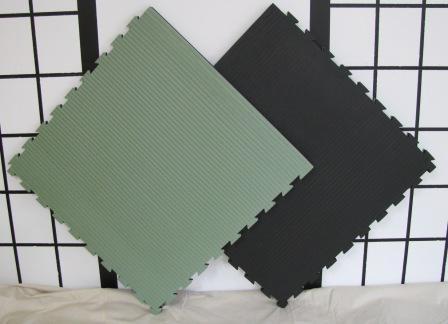 Mats For Dojo Jigsaw Green Amp Black 40mm Action Martial
