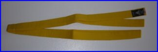 Belt Yellow 2.3m x 40mm