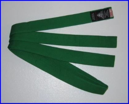 Belt Green 2.7m x 40mm