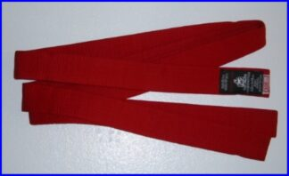 Belt Red 3.0m x 40mm