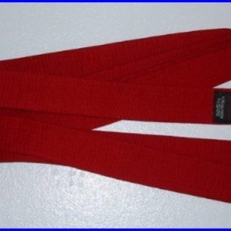 Belt Red 3.0m x 40mm