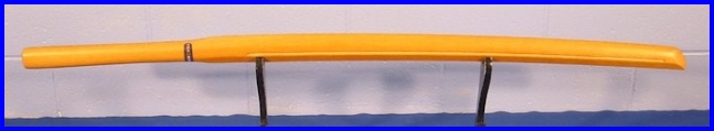 "Suburito Groove 46""  B Grade Bokken (Long heavy training)"