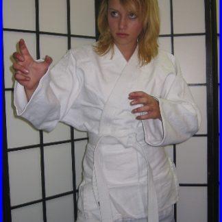 Judogi LW 3/160 White 450gm