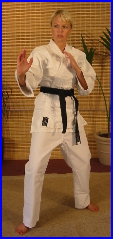 Judogi MW 8/210 White 650g