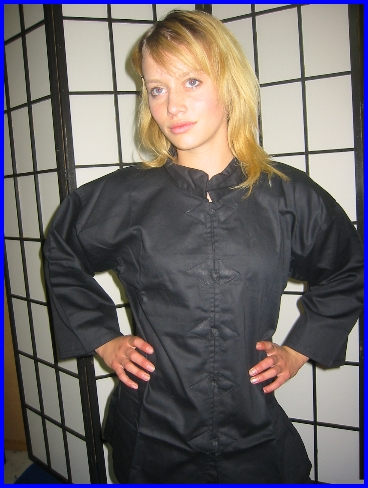 Kung Fu Uniform size 6/190