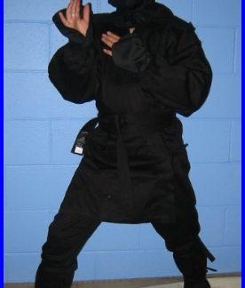 Ninja -Tai-Jutsu Uniform Lightweight 2/150