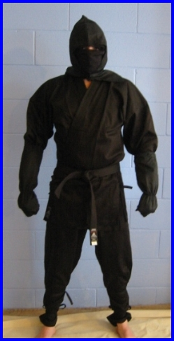 Ninja -Tai-Jutsu Uniform Lightweight 4/170