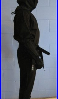 Ninja -Tai-Jutsu Uniform Lightweight 5/180