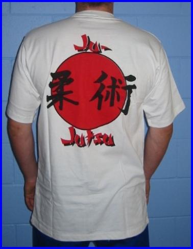 T-Shirt Ju-Jutsu XXL