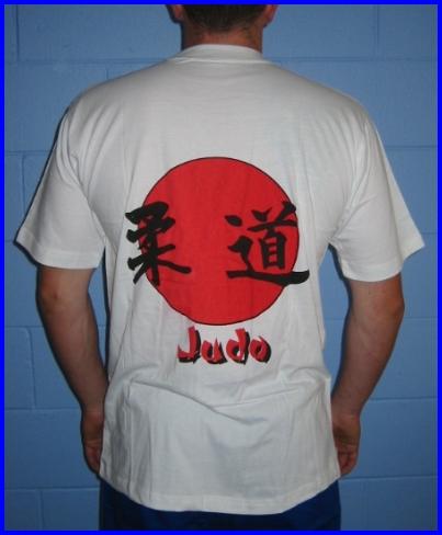 T-Shirt Judo  XXL