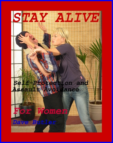 Stay-Alive Womens Self Defence DVD