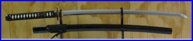 Katana Hanwei Practical Shinken Live Blade