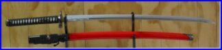 Katana Kami Folded Steel Shinken Live Blade
