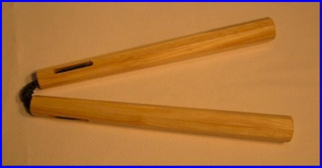 Nanchaku 12 inch Octagonal