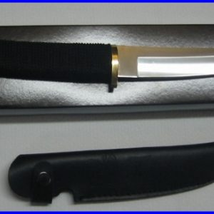 Knife - Tanto Stainless Steel