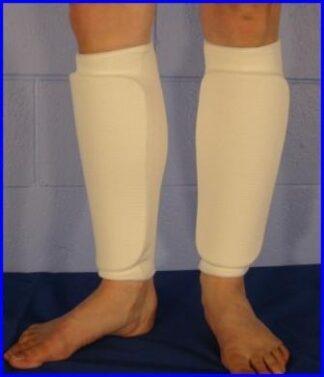 Protector Shin Elastic Fabric (pr)