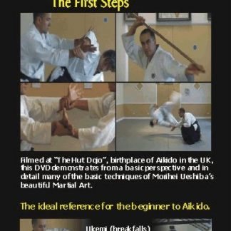 "Aikido  DVD ""The first Steps"" by Dunken Francis"