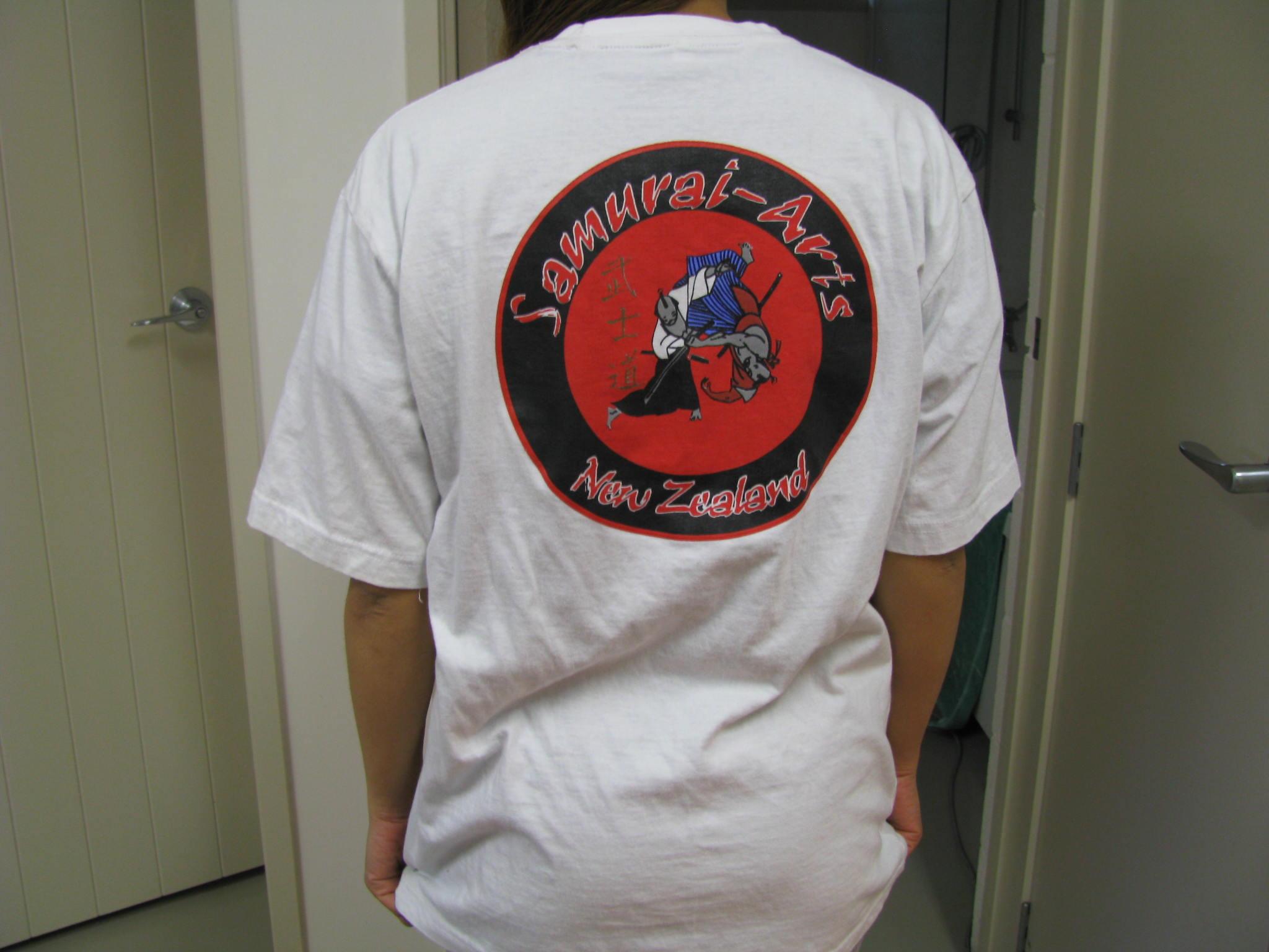 T-Shirt Samurai-Arts