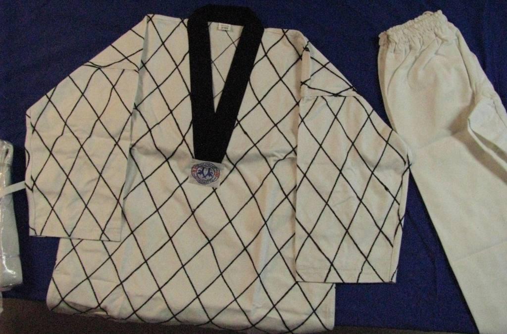 Hapkido uniform 14oz White