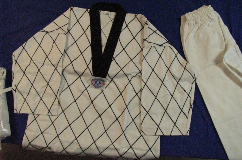 Hapkido Unifrom 14oz White