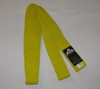 Belt Yellow 2.5m x 40mm