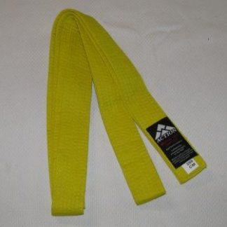 Belt Yellow 2.5m x 40mm