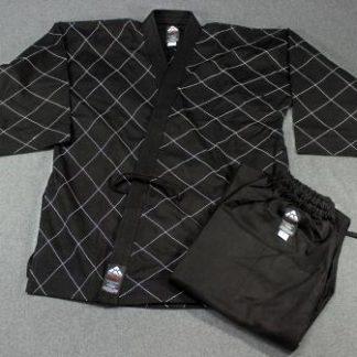 Hapkido Black 14oz gi Size 4