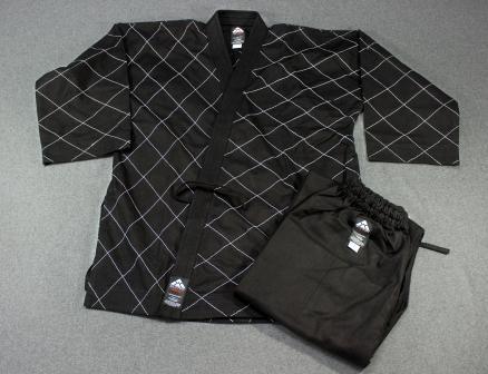 Hapkido Black 14oz gi Size 5