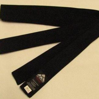 Belt Black 3.0m x 50mm Silk