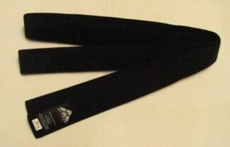 Belt Black 3.2m x 50mm Silk Thicker
