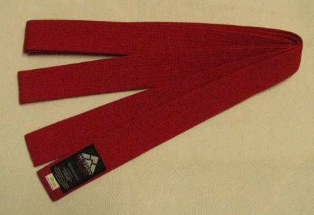 Belt Red 2.5m x 40mm