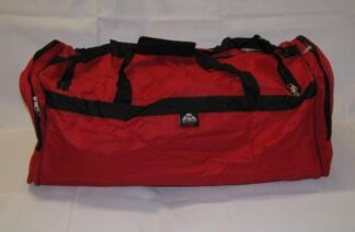 Gear Bag Red large
