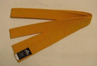 Belt Yellow 3.5m x 40mm