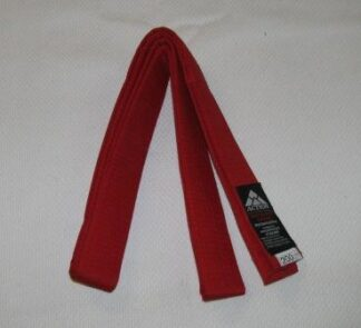 Belt Red 2.0m x 40mm