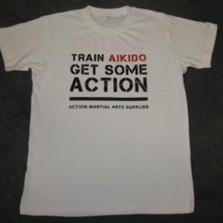 T-Shirt Aikido Action Small