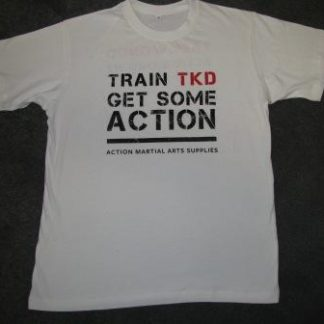 T-Shirt TKD Action