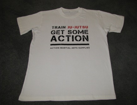 T-Shirt Jujutsu Action